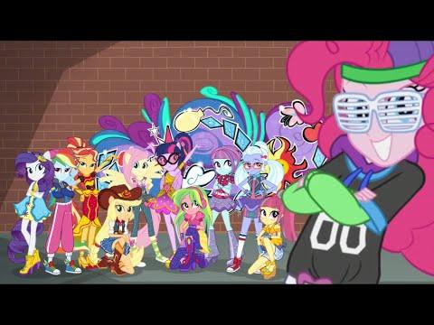 MLP Equestria Girls- Dance Magic - Lyric [HQ] [1080p]