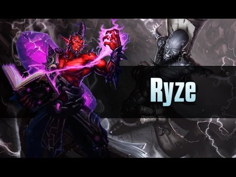 lol how to get triumphant ryze