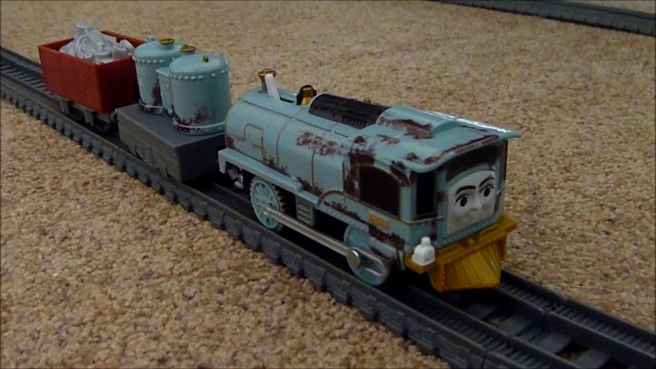 Thomas /& Friends Trackmaster Motorised Lexi the Experimental Engine NEW