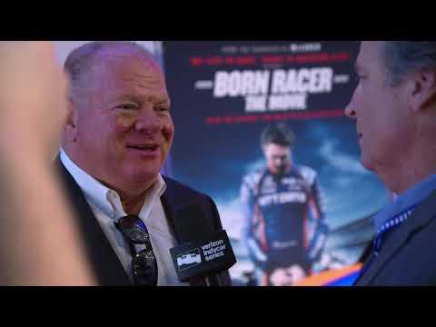"The ""Born Racer"" World Premiere"