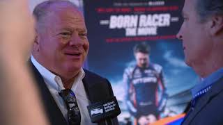"The ""Born Racer"" World Premiere"
