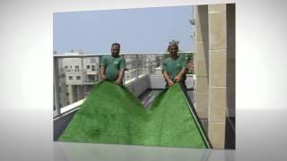 How to Install Artificial Grass for Balcony - Deshe Kavua