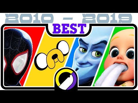BEST & Or UnderRATED Cartoons Of 2010-2019 (@RebelTaxi) 2010s Decade Nostalgia