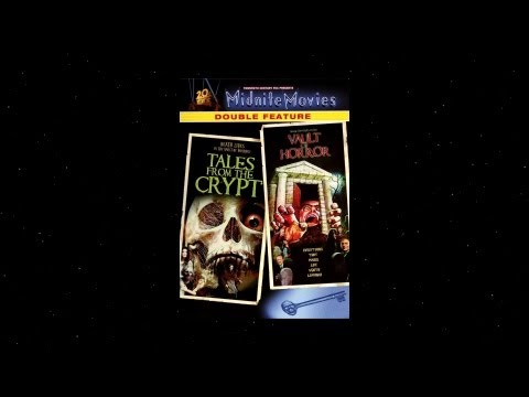 Midnite Movies: Tales from the Crypt and Vault of Horror DVD