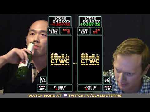 Harry/Jonas INSANE exhibition match! Highest NES vs scores EVER!