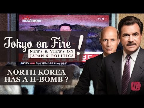 Is North Korea's H-Bomb Real? | Tokyo on Fire
