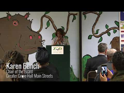 Greater Grove Hall Main Streets 4th Annual Awards Reception mp4