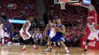 Blake Griffin Explodes for 26 in the First Half in Houston