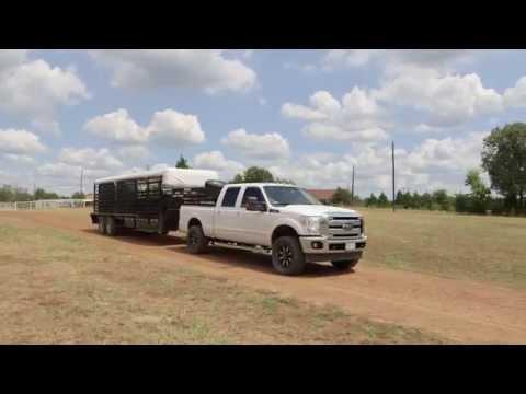 CM Trailers: Livestock Trailers