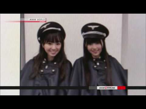 Japanese pop band under fire for Nazi-like outfits