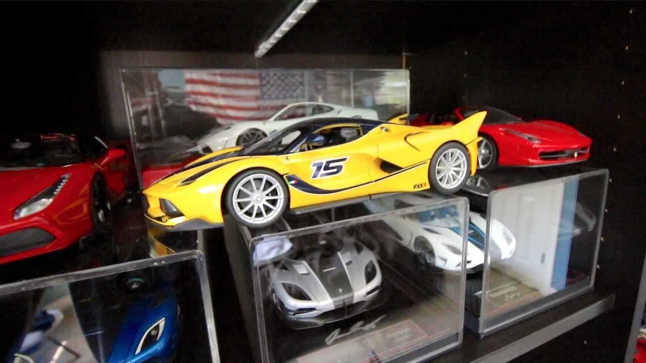 1/18 Diecast Collection Update - 1:18 Scale Model Car Collection