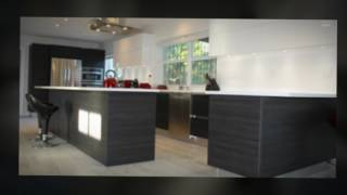 Design Modern Custom Kitchen Cabinets & Countertops