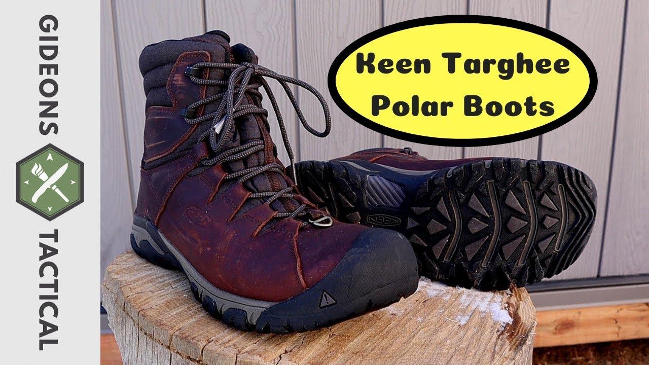 My First! Keen Targhee High Polar