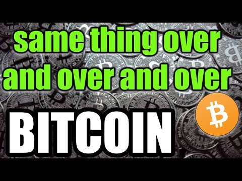 HOW LOW WILL BITCOIN GO?