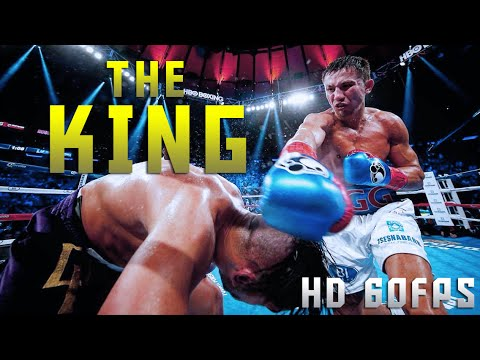 Gennady Golovkin - The King ᴴᴰ (Highlights & Knockouts)