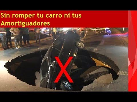 Como ESQUIVAR HUECOS/