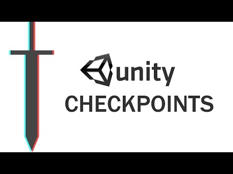 Unity Tutorial: Checkpoints & Channel Intro