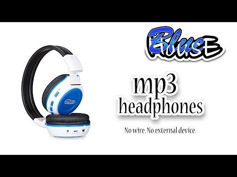 Mp3 Headphones- Fitness
