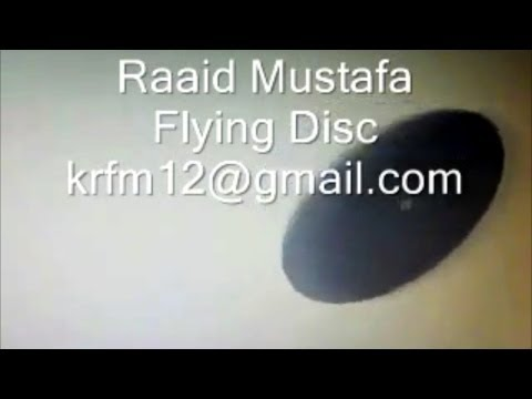 UFO Sightings Man Builds Flying Saucer U.S. Patent Pending World Exclusive! 2013
