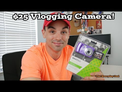 Reviewing the Cheapest Vlogging Camera on Amazon!