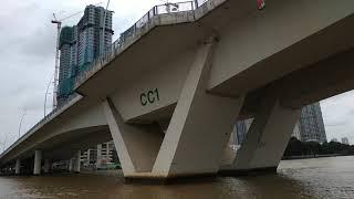 Nào ta cùng buýt sông! Ngắm bờ sông Sài Gòn tuyệt đẹp từ bus du thuyền trên sông giá vé 15k