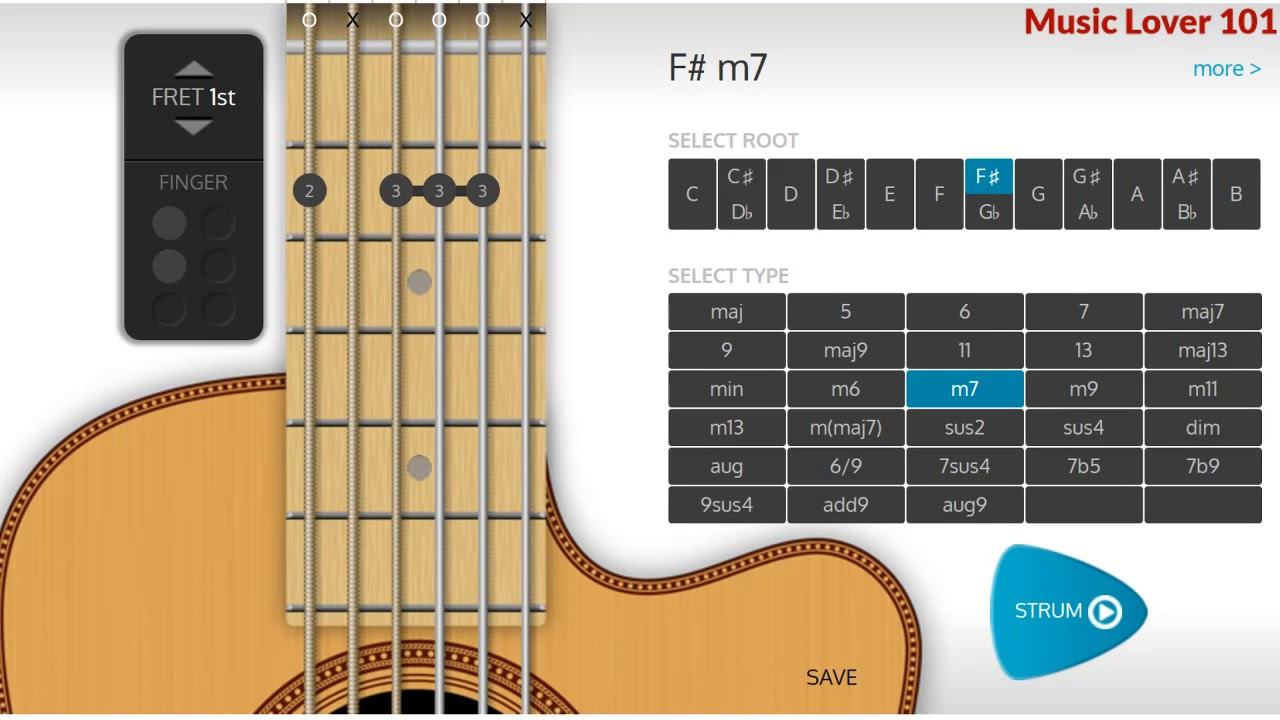 G minor 7 chord guitar images guitar chords examples fm7 or g flat minor 7 chord guitar youtube fm7 or g flat minor 7 chord hexwebz Images