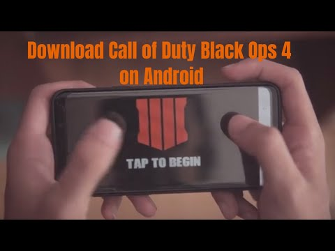 How To Download Call Of Duty Black Ops 4 On Android