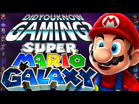 Mario Galaxy - Did You Know Gaming? Feat. Egoraptor of Game Grumps