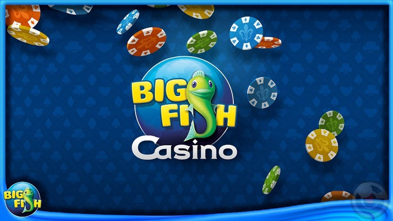 Big fish Casino games for iPhone 2018