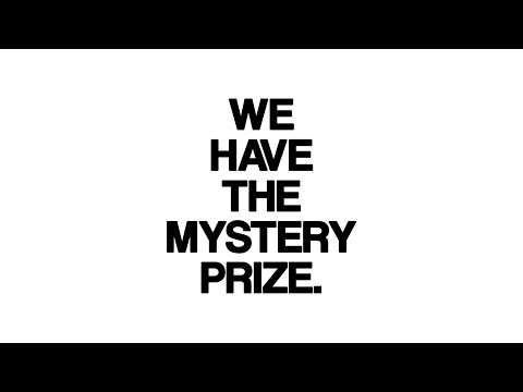 MYSTERY PRIZE - COMMERCIAL NUMBER 3