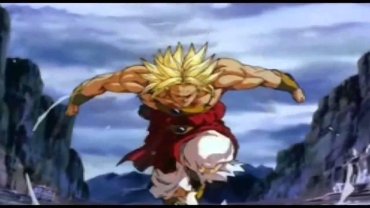 Dragon Ball Z El Regreso De Broly Trailer Youtube