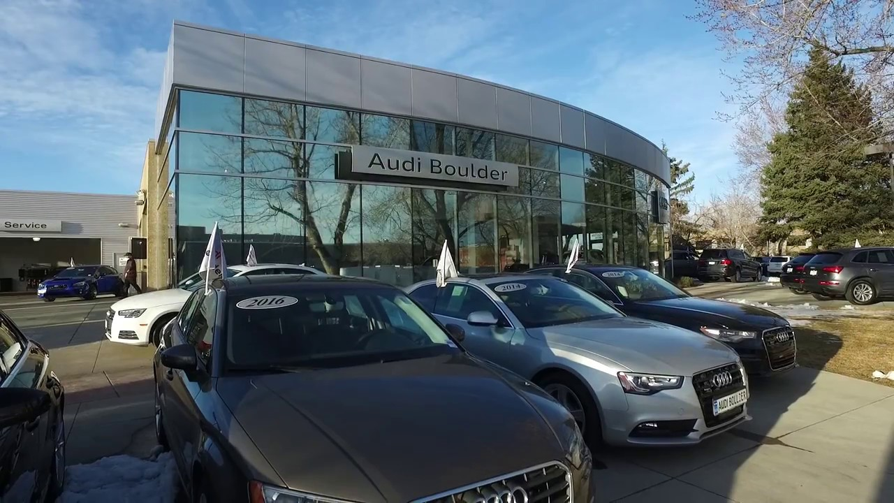 Audi Boulder Back Better Than Ever YouTube - Audi boulder