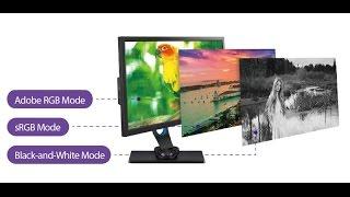 видео калибровка монитора для обработки фотографий
