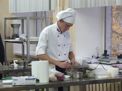 Будущие воспитатели и повара показали свои навыки на чемпионате «Молодые профессионалы»