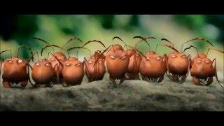 Lagu Melissa, semut-semut kecil dengan animasi 3D yang cantik. Gambar diambil dari film Minuscule Valley Of The Lost Ants. Jangan lupa di Like ya.....