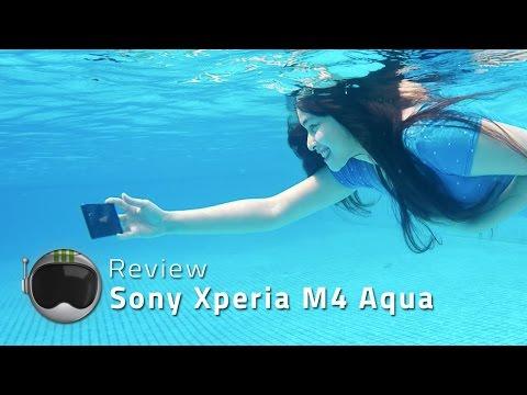 Sony Xperia M4 Aqua - Review Indonesia.