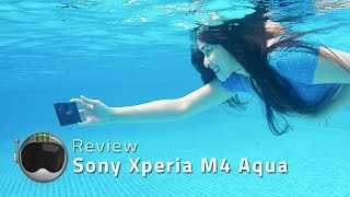 Sony Xperia M4 Aqua - Review Indonesia