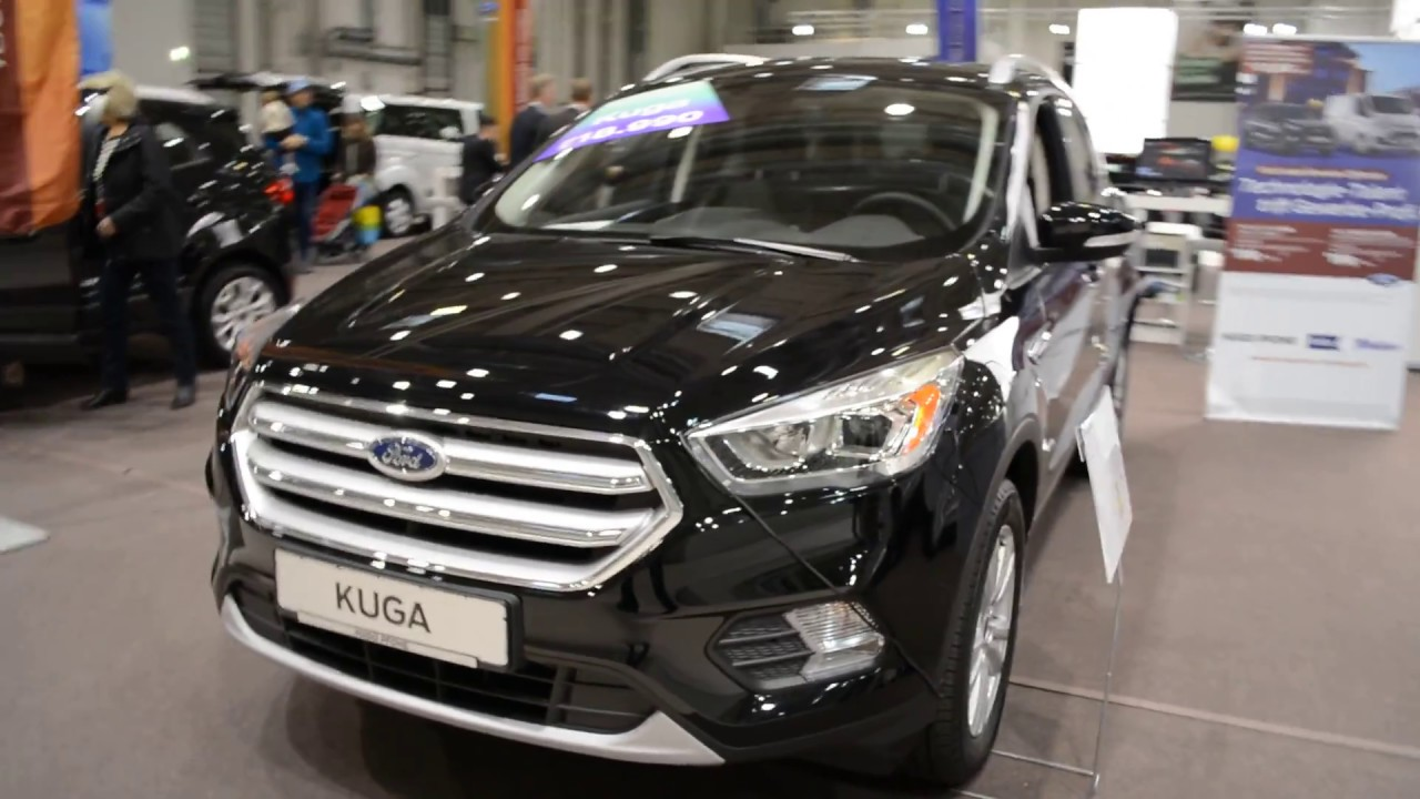 2017 new ford kuga exterior and interior youtube. Black Bedroom Furniture Sets. Home Design Ideas