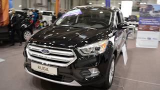 2017 New Ford Kuga Exterior and Interior