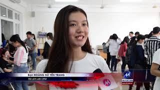 [NEWS] Tân sinh viên UFM hào hứng nhập học năm 2018