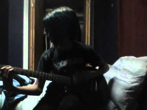 Black Veil Brides - The Morticians Daughter (Cover / Tabs / Chords)
