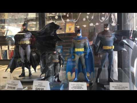 COMIQUERIAS en USA (TIENDAS ESPECIALIZADAS) que suelo visitar: Hablando Comic episodio 78