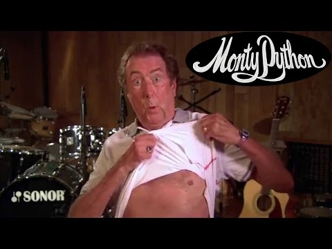 Eric Idle Responds to Your Fatuous Comments, Round #2