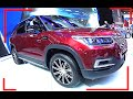 2016, 2017 Changan CS95 SUV hits the Beijing Auto Show, new Chinese SUV Changan CS95 SUV