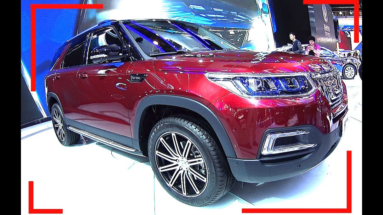 2016 2017 changan cs95 suv hits the beijing auto show new chinese suv changan cs95 suv youtube. Black Bedroom Furniture Sets. Home Design Ideas