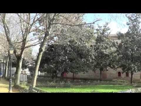 Basilica y jardines del prado talavera de la reina youtube for Jardines del prado