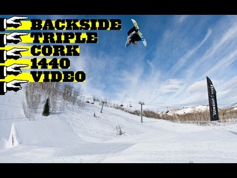 Mark McMorris World's First Backside 1440 Triple Cork HD - TransWorld SNOWboarding