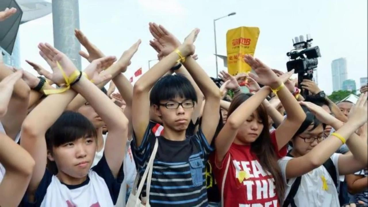 香港佔中75天 - YouTube