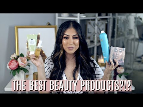 AUGUST MONTHLY FAVORITES: SKINCARE, MAKEUP, HAIR