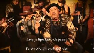 GUSTAFI - Proljeće  (Kanibalkanska) + tekst